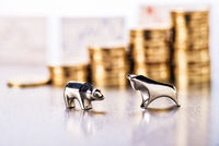 Bull market on the stock market