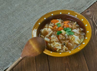 Finnish cabbage soup