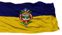 Isolated Tegucigalpa City Flag