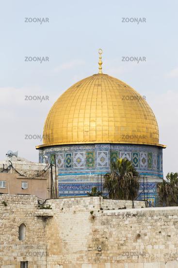 Dom of the Rock, Jerusalem, Israel