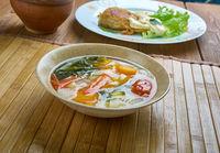 Supa taraneasca