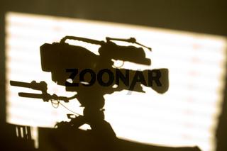 Fernsehkamera / television camera