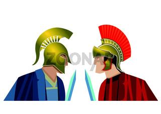 Antike Soldaten.eps
