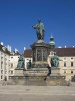 Wien - Burgplatz