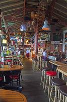 Gosch - Restaurant Alte Bootshalle im Hafen von List, Sylt, nord