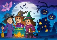 Three witches theme image 8