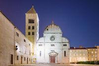 Cathedral in Zadar