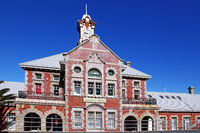 train station Muizenberg, South Africa