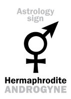 Astrology: HERMAPHRODITE (Androgyne)