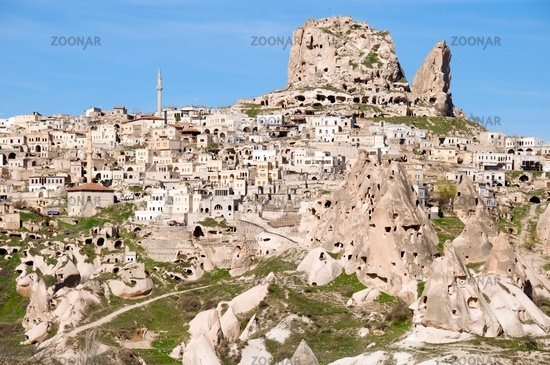 Aerial photo Cappadocia