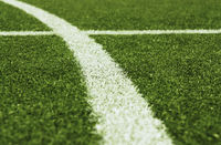 Soccer field turf circles, 6