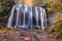 Tatsuzawafudo Waterfall Fukushima