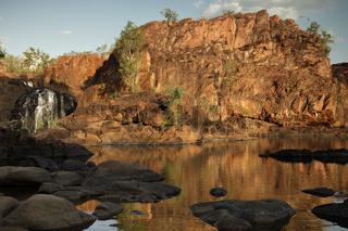Edith Falls im Nitmiluk Nationalpark bei Katherine