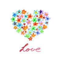 Love - Heart symbol