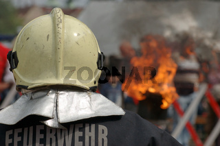 feuerwehrmann / firefighter