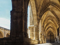 cloister in Beziers