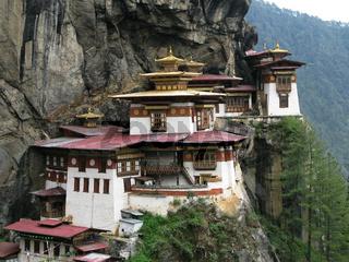 Taktsang lakhang monastery