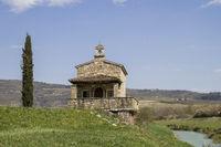 Chapel in Istria