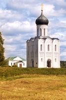 Church on the Nerl Bogolyubovo