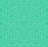Background with abstract green pattern