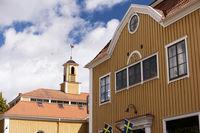 Festung Karlsborg in Schweden