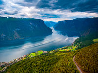 Beautiful Nature Norway - Sognefjorden.
