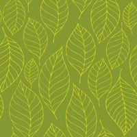 Leafy seamless background 6
