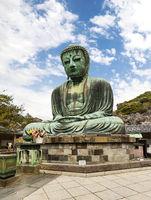 Kamakura Buddha statue