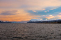 Northern Norway sunrise