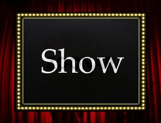 Show - Veranstaltungs Konzept