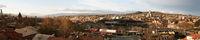 panorama of Tbilisi