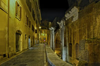 night walk in Rome III
