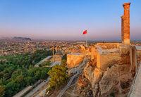 The old castle, Urfa, Turkey