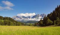 Mountains in Austrian Tirol