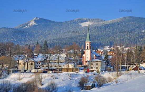 Lohberg Resort at Osser in the Bavarian Forest