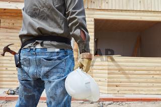 Handwerker als Schwarzarbeiter