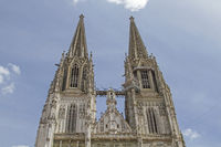 Cathedral St. Peter in Regensburg