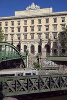 Wien - Zollamtsbrücke