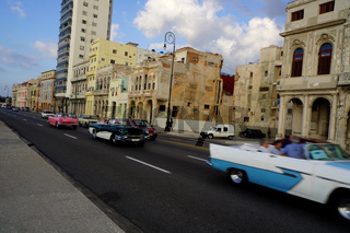 Malecon,Havanna