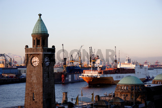 Hafen Hamburg, Deutschland