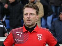 Coach Rico Schmitt (Hallescher FC)