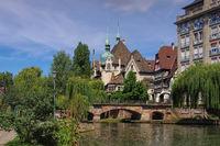 Strassburg im Elsass,  Lycee Pontonniers - Strasbourg Lycee Pontonniers in  Alsace