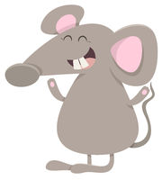 mouse animal character