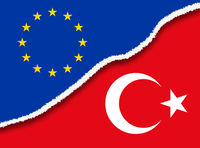 Rift between Europe and Turkey