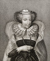 Mary Stuart or Mary I. 1542-1587, Queen of Scotland