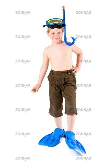Diver Kid