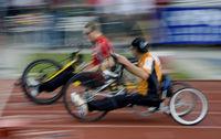 Handicap sport: Handbiking