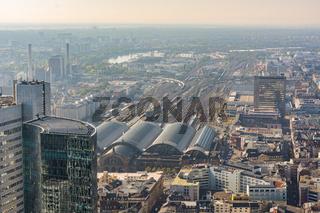 Hauptbahnhof, Frankfurt am Main