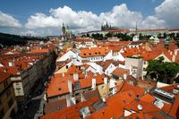 Historic district Mala Strana, Prague