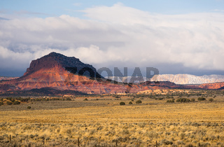 Grand Staircase-Escalante Southern Utah Rolling Clouds Canyons